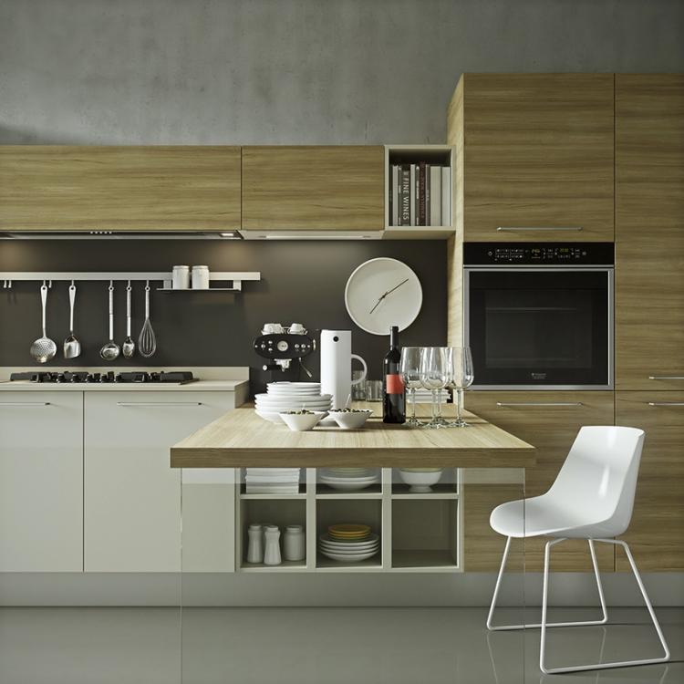 90 Incredible Modern Farmhouse Exterior Design Ideas 12: 20 Masculine Perfect For Men Kitchens Ideas