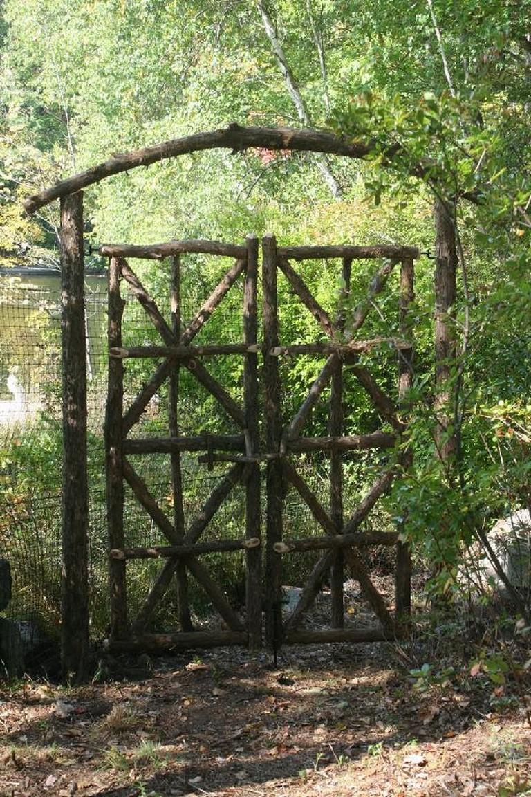 70 Amazing Rustic Garden Gates Design Ideas Page 48 Of 71