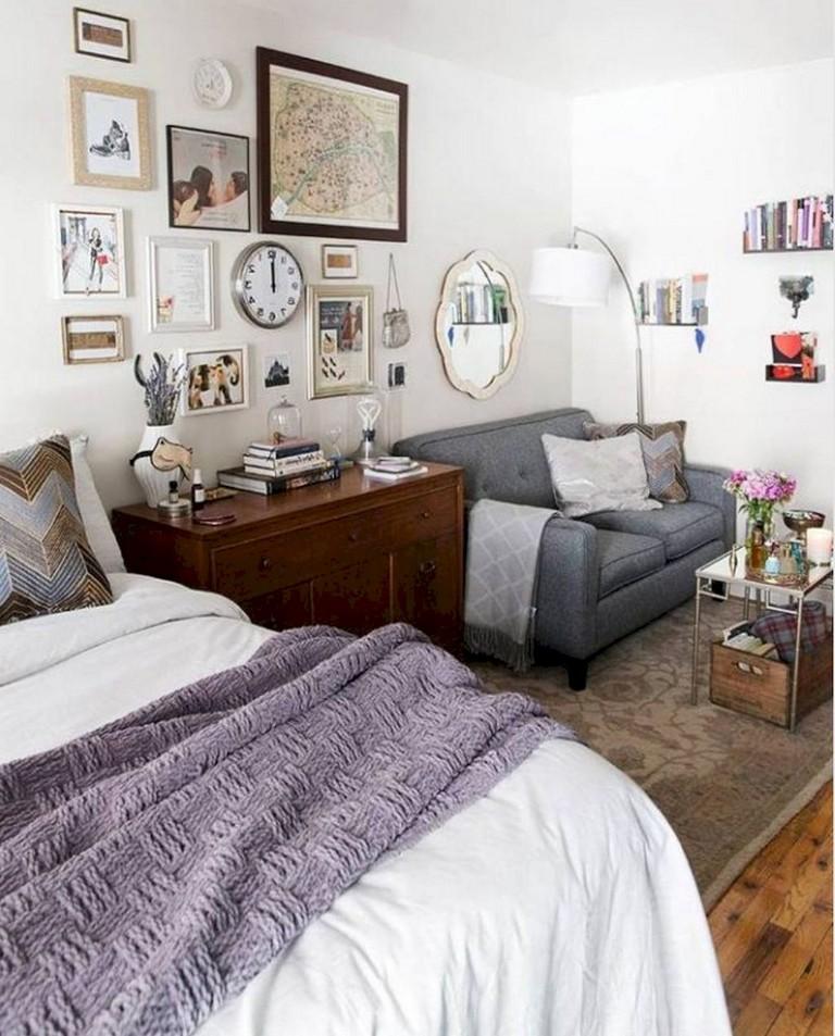 Cool Studio Apartment Ideas: 63+ Intelgent Studio Apartment Decorating Ideas