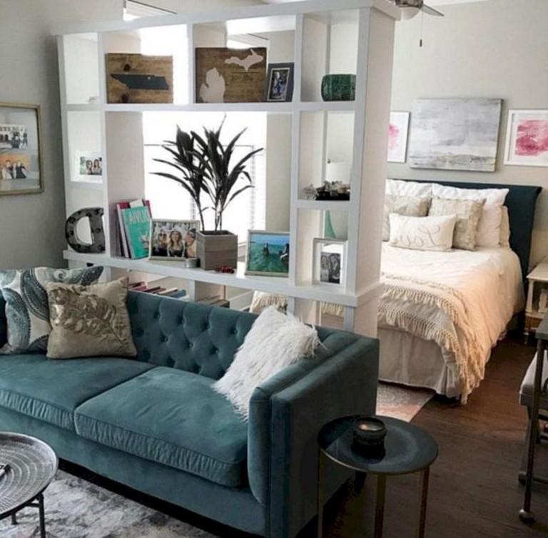 Studio Apartment Decorating Ideas: 63+ Intelgent Studio Apartment Decorating Ideas