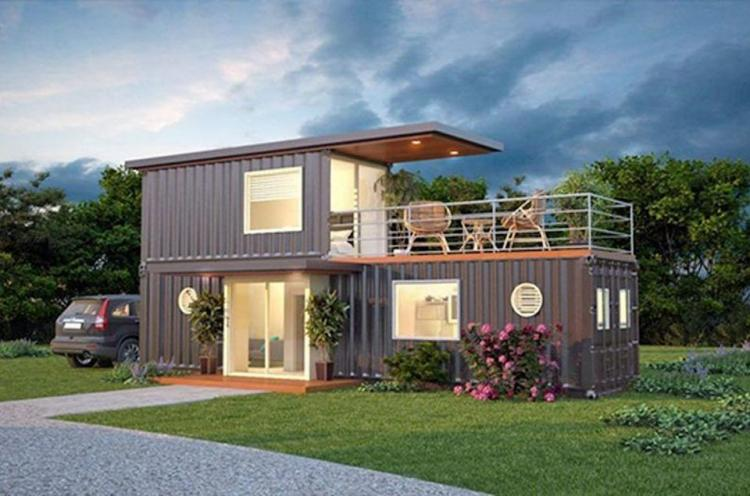 Shipping Container House Design Ideas