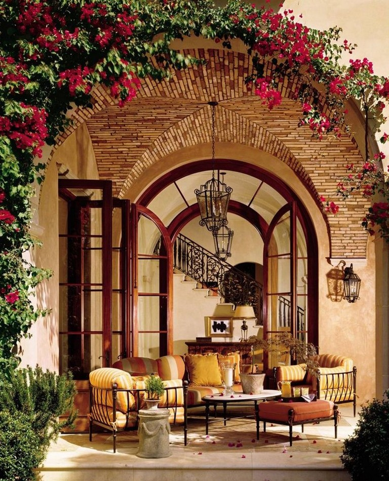 61+ Magnificent Rustic Interior with Italian Tuscan Style ...