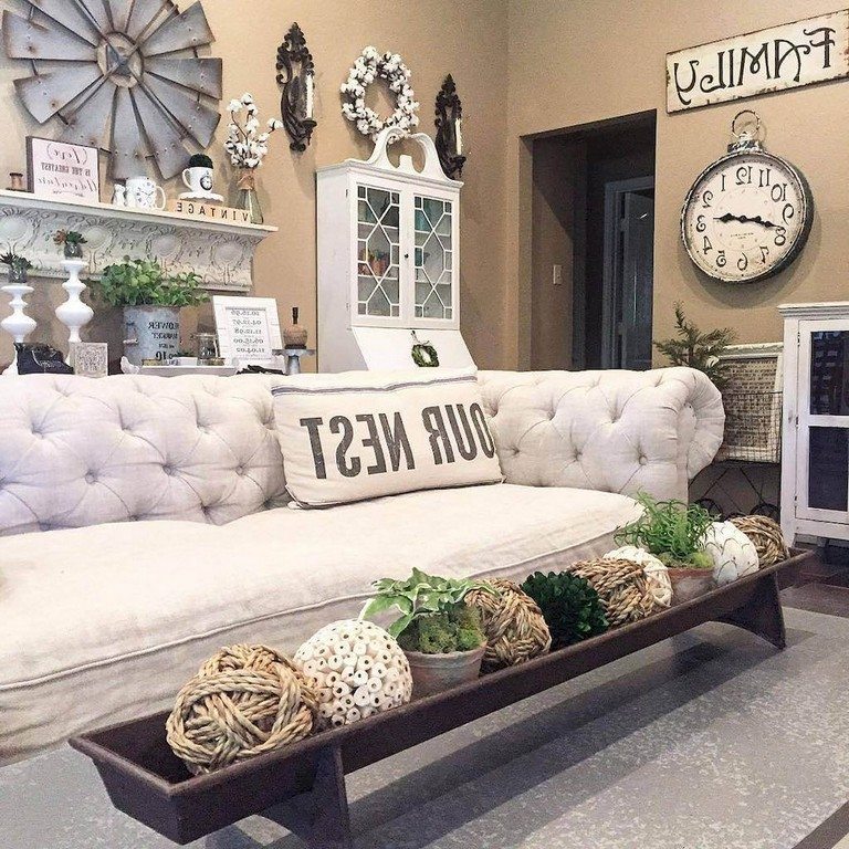 21 Top Farmhouse Living Room Decor Ideas