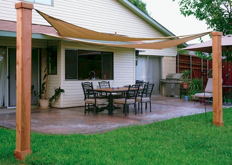 24+ Amazing Creative Shade Ideas in Your Backyard Patio ... on Shade Ideas For Backyard id=80530