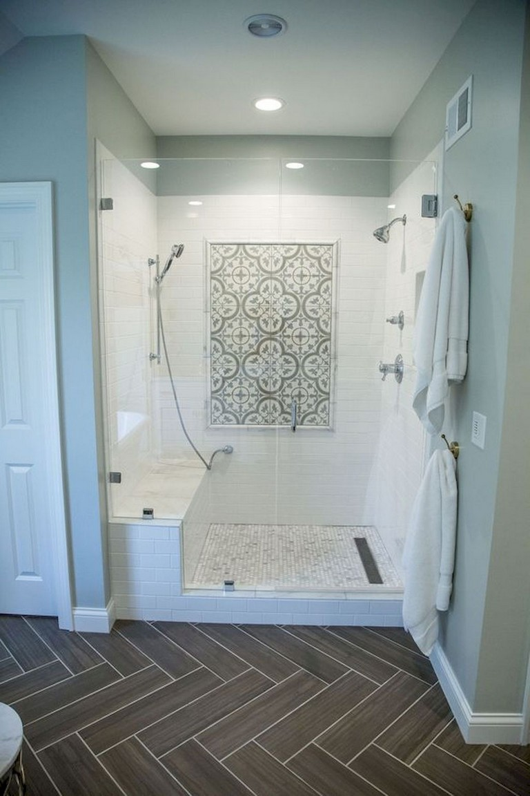 78+ Luxury Farmhouse Tile Shower Ideas Remodel - Page 76 of 76